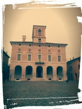 palazzo ducale sabbioneta